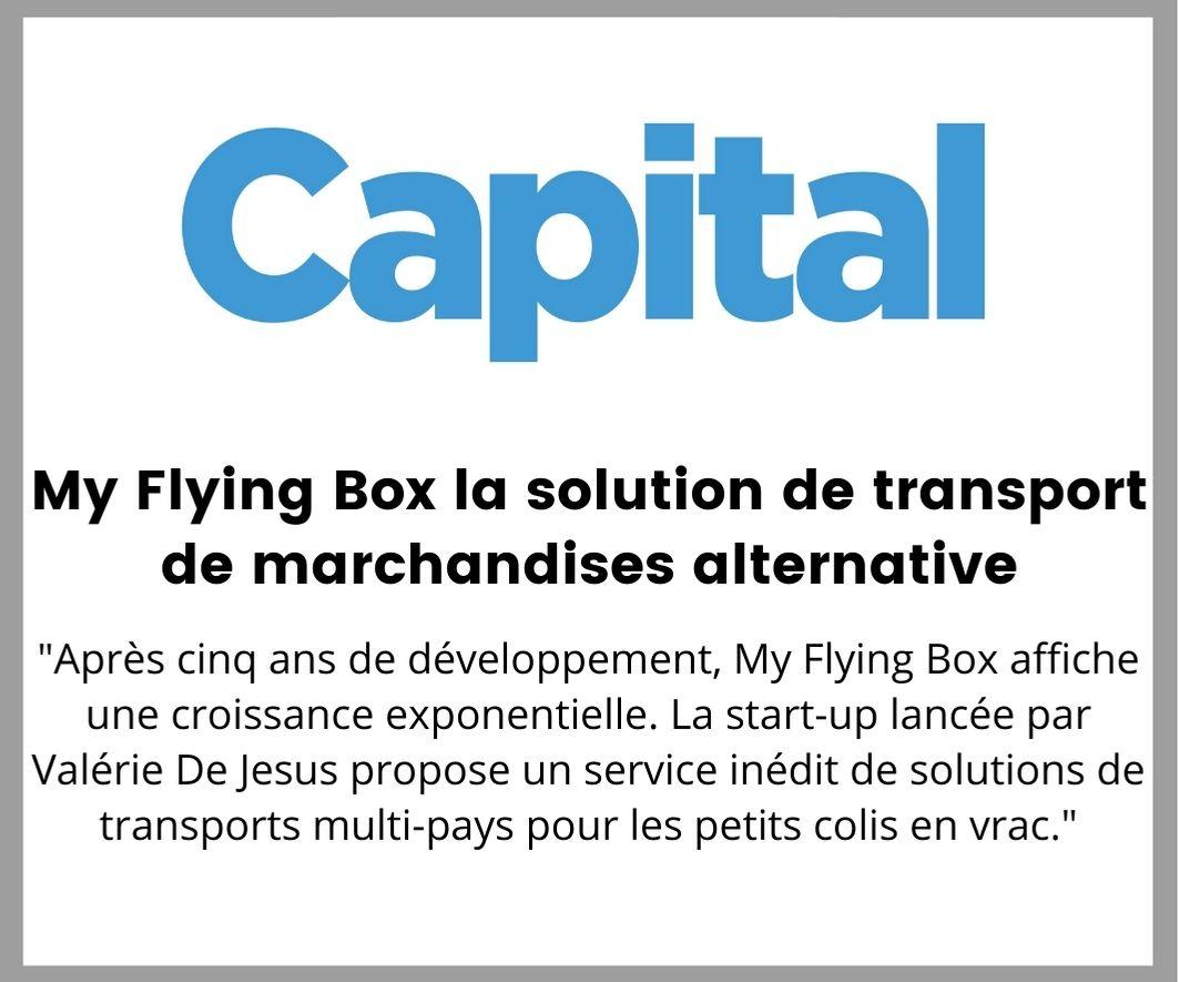 capital et my flying box