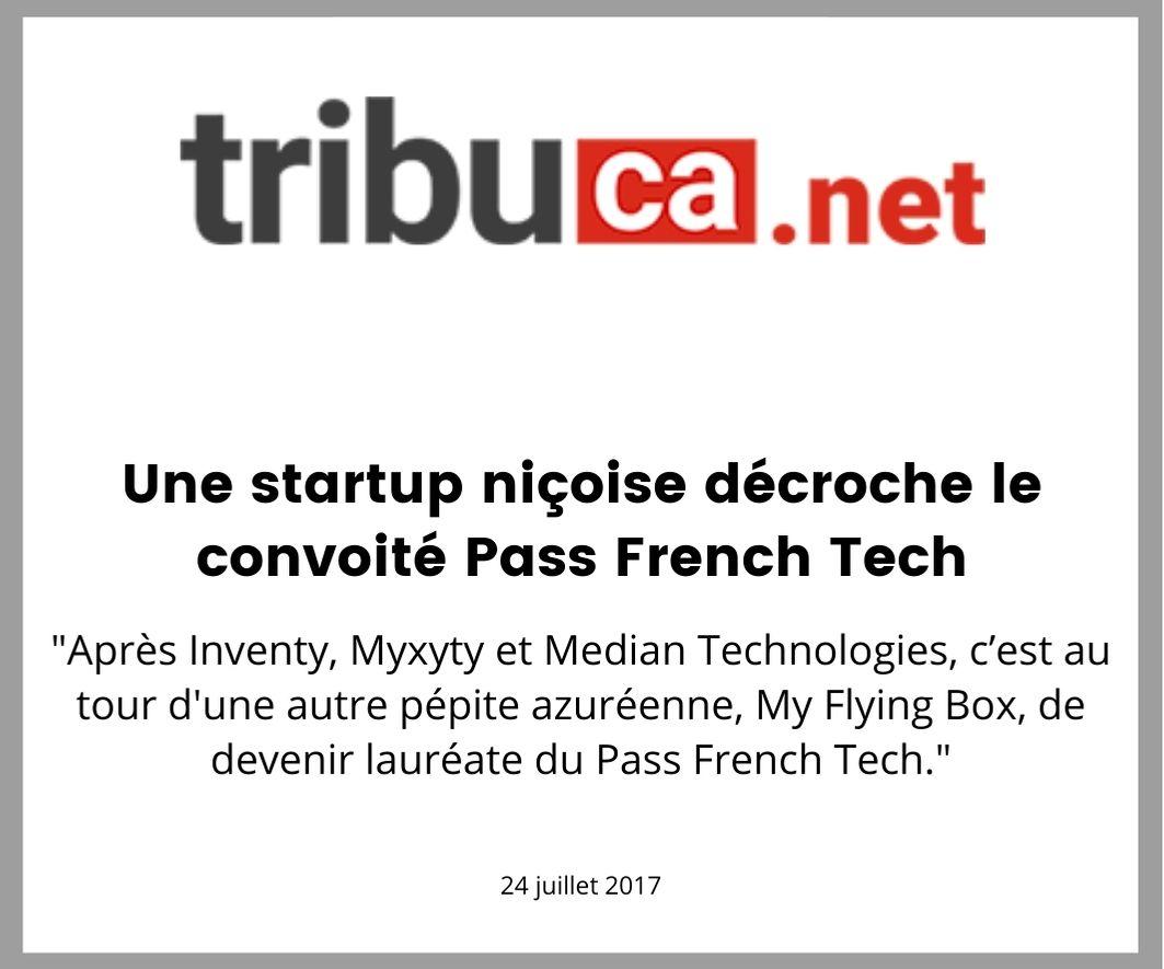 tribuca.net my flying box