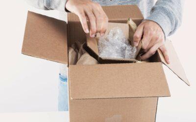 Optimiser l'expérience client par l'emballage de colis